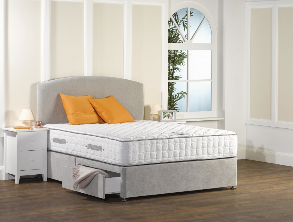 Ashford Pocket Mattress + Divan